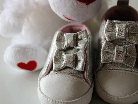 baba cipő