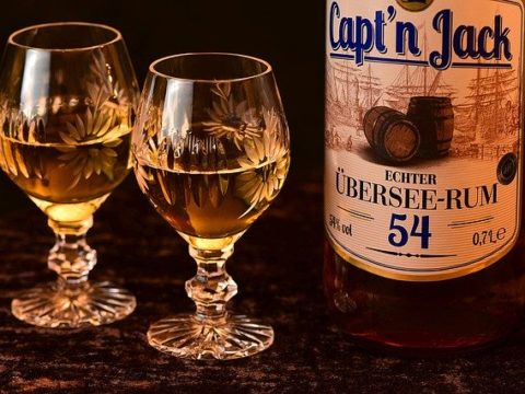 Capt'n Jack rum