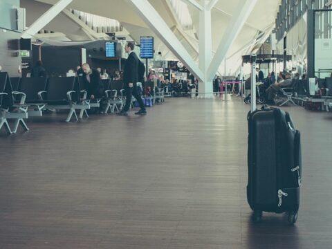 Touareg bőrönd